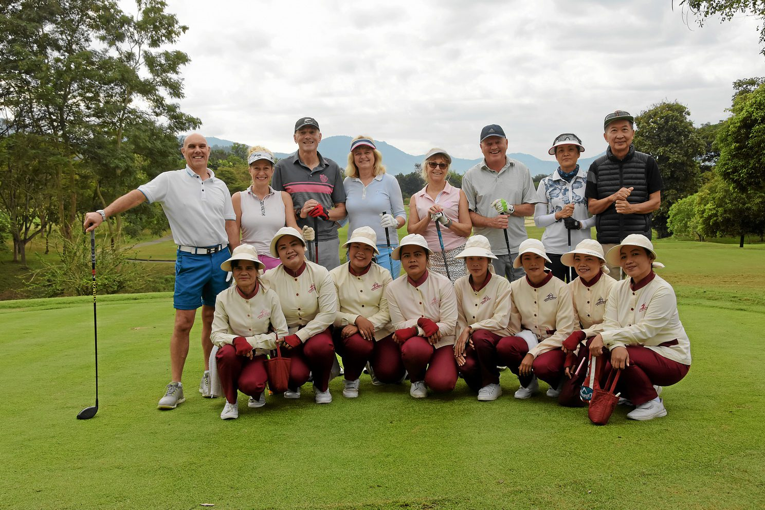 Golf packages in Chiang Mai and Chiang Rai.