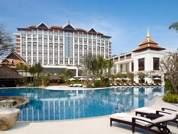 Hotels in Chiang Mai & Chiang Rai